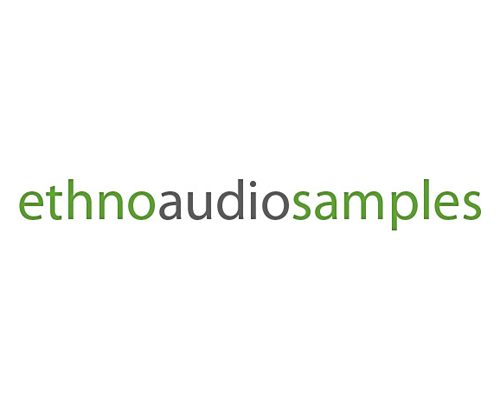 Concept and logo design for Ethnoaudiosamples audio samples store.